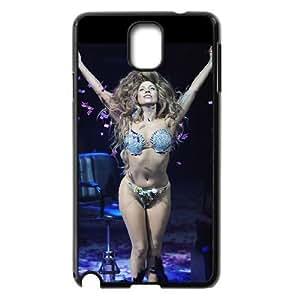 Lady Gaga diy note 3 case ,Custom samsung galaxy note 3 N9000 Black case