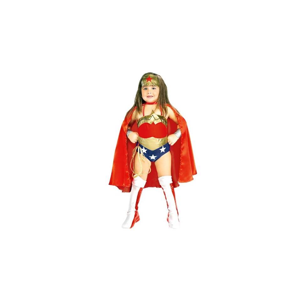 Wonder Woman Costume Child Medium 8 10