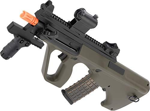 Evike Airsoft - Snow Wolf AUG A3 Improved Bullpup Airsoft AEG Rifle