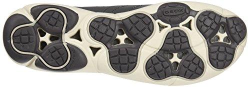 dk A Nebula Basses Femme Geox D Sneakers Gris Grey qz0xz7B