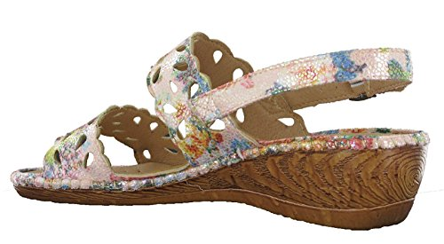 Pink Slingback Walk Sandali Donna Cushion Claire UWPgXqWY