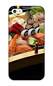 Hot New Sushi Food Sushi Case Cover For Iphone 5/5s With Perfect Design