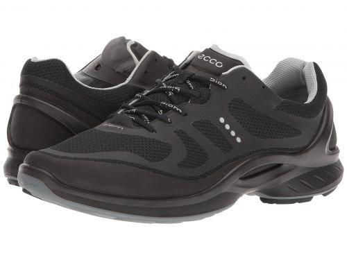 ECCO(エコー) メンズ 男性用 シューズ 靴 スニーカー 運動靴 Biom Fjuel Tie - Black/Black [並行輸入品] B07BLNBCNS