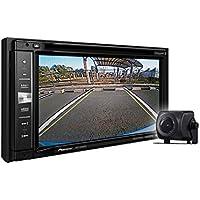 Pioneer AVIC6201NEX In-Dash Navigation AV Receiver with Touchscreen Display, 6.2