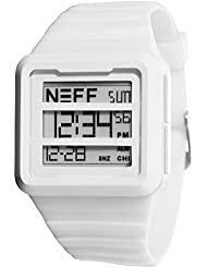 Neff Mens Odessy Watch White
