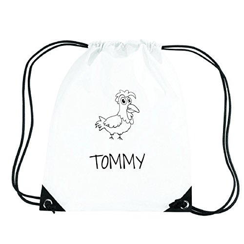 JOllipets TOMMY Turnbeutel Sport Tasche PGYM5990 Design: Hahn li06lX1d