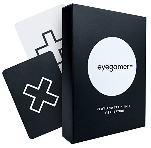 Eyegamer Memory Card Game for Kids and Adults -
