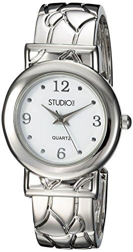 MZ Berger Women's Quartz Metal and Alloy Casual Watch, Co...