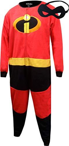 Incredibles 2 Disney Pixar Mr Incredible Union Suit Pajama for Men -
