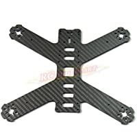 powerday 3K Full Carbon Fiber Fuselage Arm Board S-part for QAV210 Mini Racing Quadcopter