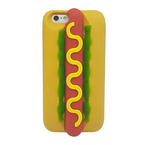 Amazon.com  Hot Dog iPhone 6 Plus   6S Plus Case 87ac76db3626e