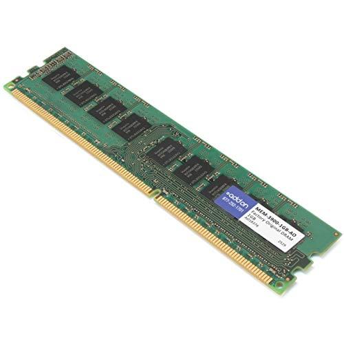 (AddOn Factory Approved 1GB DRAM spare F/CISCO 3900 SRS MEM-3900-1GB-AO)