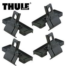 THULE KIT1668 Roof Rack Mounting Kit, Black 2012-2014 Toyota Prius V