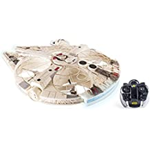 Original - 1 Pack - Air Hogs - Star Wars Remote Control Millennium Falcon XL Flying Drone 2.4GHz 4-Channel with Gyro