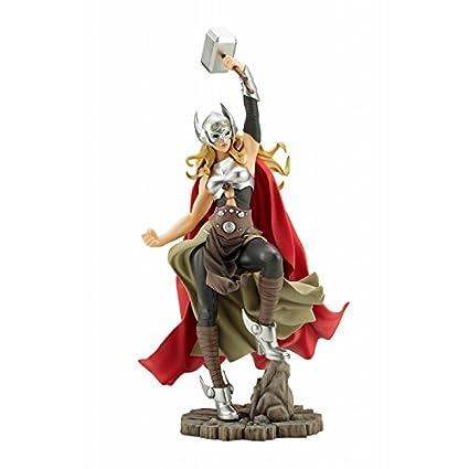 Kotobukiya Marvel: Female Thor Bishoujo Statue