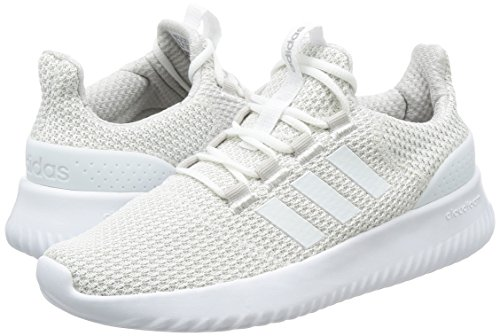 0 footwear De Femme Fitness grey Gris Two Ultimate Adidas Chaussures Cloudfoam grey One White n1px6Hqf