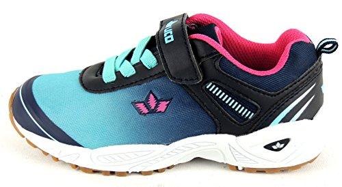 Lico Barney Vs - Zapatillas Niñas Marine/Pink