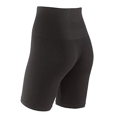 Women's High-Waist Long Undershorts Leggings - Yoga Bike Shorts