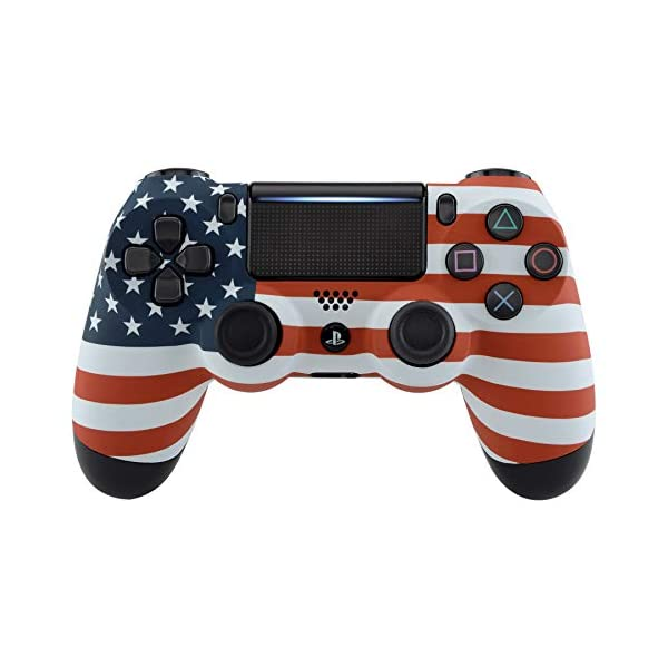 USA United States of America Playstation 4 PS4 Dual Shock 4 Wireless Custom Controller 1