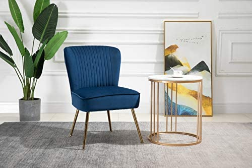 Merakii Velvet Accent Chair