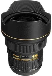 Nikon AF-S FX NIKKOR 14-24mm f/2.8G ED Zoom Lens with Auto Focus for Nikon DSLR Cameras International Version (No Warranty)
