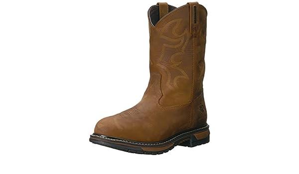 Rocky Womens 10 Inches Original Ride Waterproof Western Boot-RKYW082