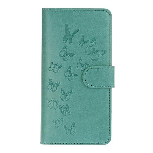 2 opinioni per KATUMO®Asus Zenfone Go ( ZC500TG ZB500KL ZB452KG ) Case Cover, PU Cuoio