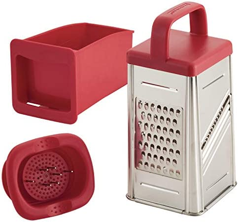 Rachael Ray 47649 Stainless Grater