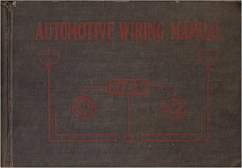 AUTOMOTIVE WIRING MANUAL - FORMERLY OFFICIAL AUTO WIRING GUIDE ...