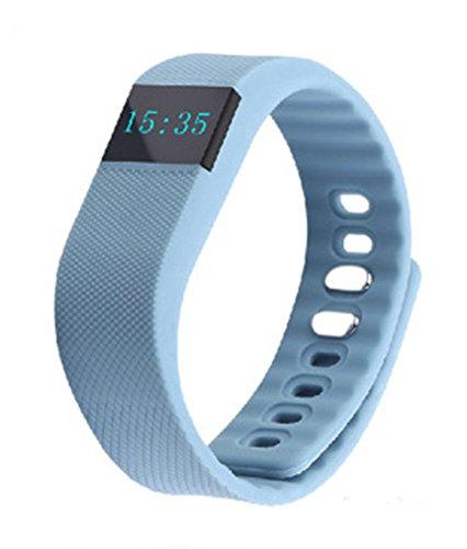 TW64 Smart Watch Blue - 7