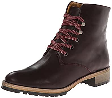 Coclico Women's Oliver Combat Boot,Tequila Marron,36 BR/6 B US