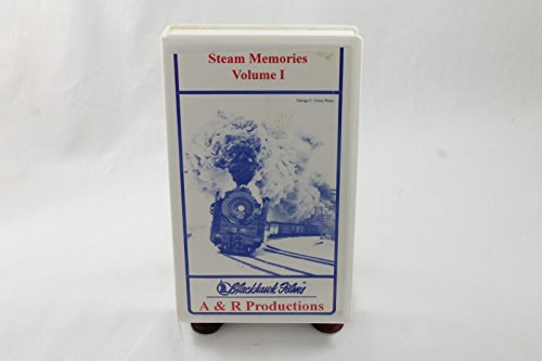 Steam Memories Volume 1  Railroad  1994   Vhs Tape  Trains