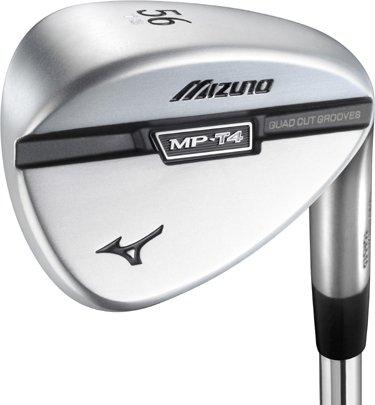 (New Mizuno Golf MP-T4 White Satin 56*/13* Wedge (Left Handed))