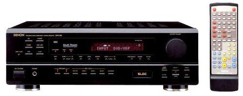 Denon Stereo Equipment - Denon DRA-395 Multi-Source/Multi-Zone AM/FM Stereo Receiver (Discontinued by Manufacturer)
