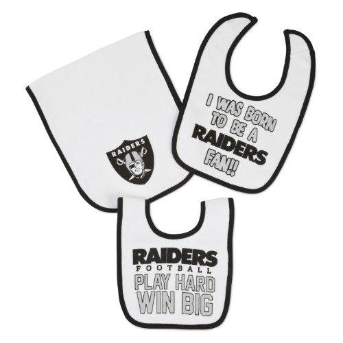 Angeles Raiders Boys Burp Black