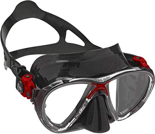 Cressi Big Eyes Evolution Mask Black Red