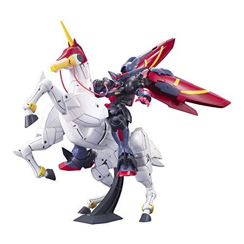 """HGFC 1/144 Master Gundam & Fuunsaiki Plastic Model from """"Mobile Fighter G Gundam"""""""