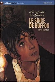 Le singe de Buffon par Talamon