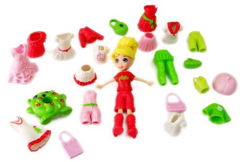 Polly Pocket Adventskalender Inhalt