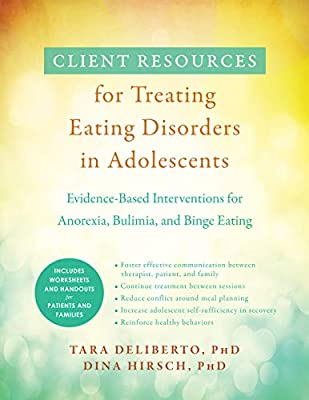 Amazon com: Client Resources for Treating Eating Disorders in