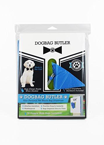 dog bag dispenser for wall - 7