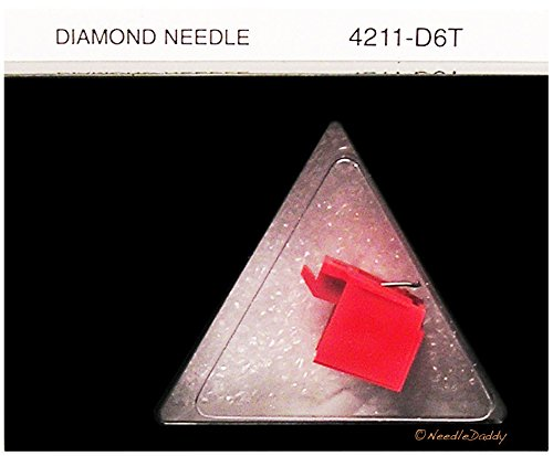 NEW IN BOX TURNTABLE STYLUS NEEDLE FOR SONY PS-LX250H PSLX350 PSLX200 LX350H RED TacParts 4330175565