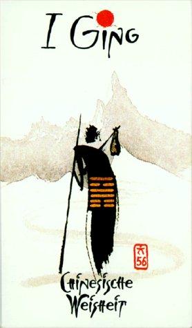 I-Ging. Chinesische Weisheit. 64 Karten Sondereinband – 1. Juli 1993 Klaus Holitzka Königsfurt-Urania Verlag 3905017075 MAK_GD_9783905017076