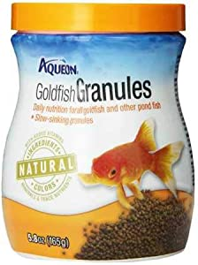 Aqueon Goldfish Food Granules