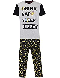 The Simpsons Mens Homer Pajamas