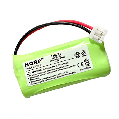 HQRP Cordless Telephone Battery for AT&T / Lucent BT18433, B