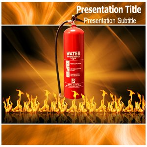 amazon com fire safety powerpoint templates fire safety