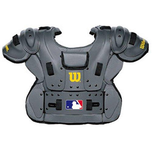 Wilson Pro Platinum Umpire Chest Protector (10 3/4-Inch)