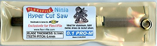 Amazon.com: Flex-I-File Ninja Hyper Cut Saw - Regular ...