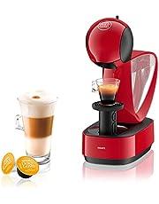 Krups Nescafé Dolce Gusto Infinissima KP1705 capsule koffiezetapparaat (voor warme en koude dranken, 15 bar pompdruk, handmatige waterdosering, automatische uitschakeling)